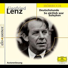 Eloquence Hörbuch, Deutschstunde/So zärtlich war Suleyken, 00602498158807