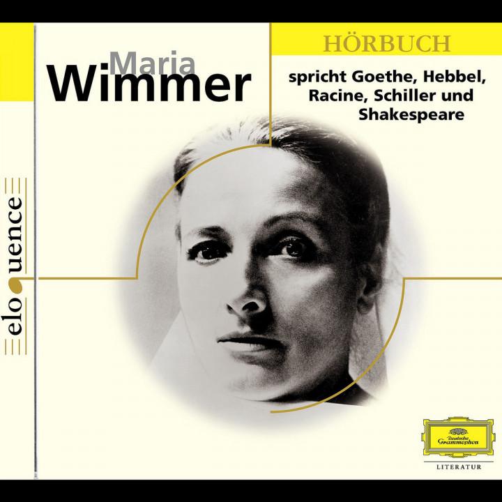 Maria Wimmer spricht 0602498197097