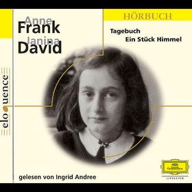 Eloquence Hörbuch, Das Tagebuch der Anne Frank, Ein Stück Himmel, 00602498197127