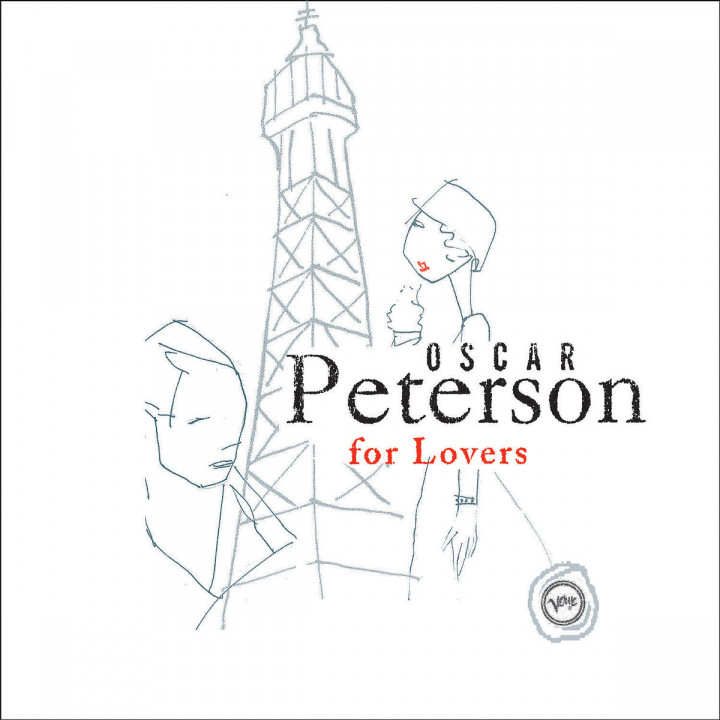 Oscar Peterson For Lovers 0602498621475