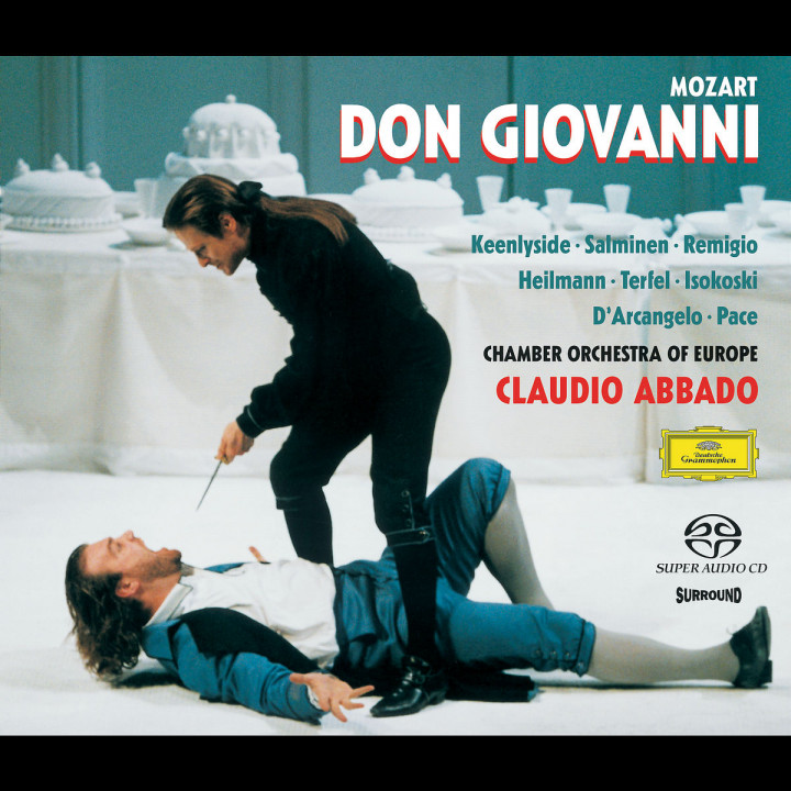Mozart: Don Giovanni 0028947499626