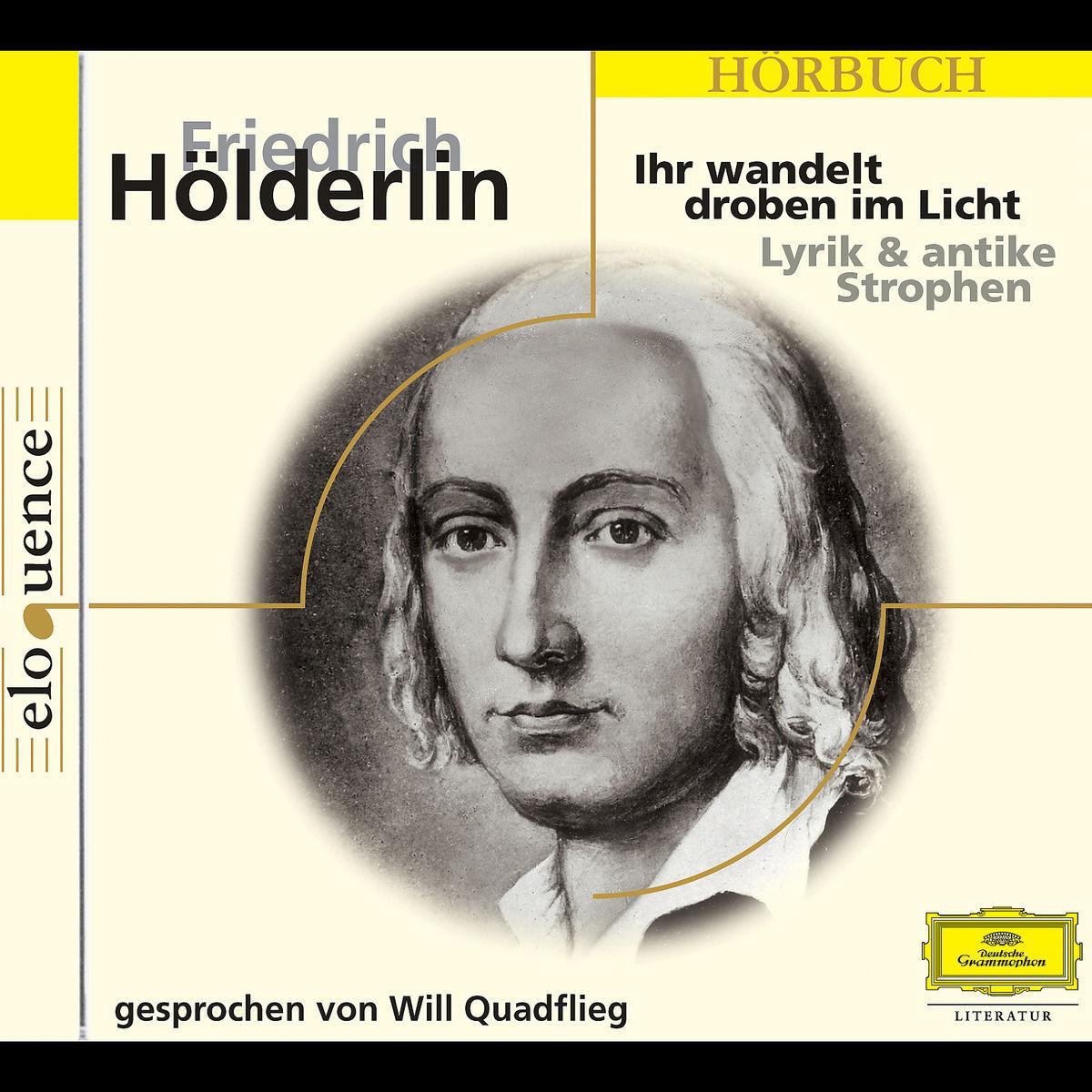 Friedrich Hölderlin Musik Gedichte