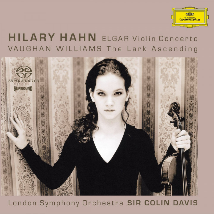 Elgar: Violin Concerto, op.61 / Vaughan Williams: The Lark Ascending 0028947450429