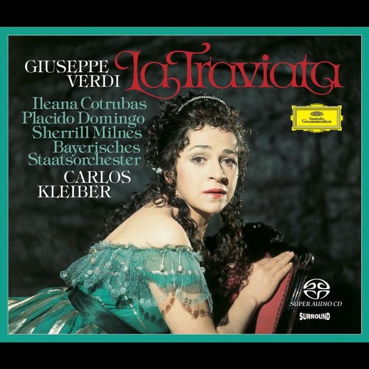 Verdi: La Traviata 0028947707723