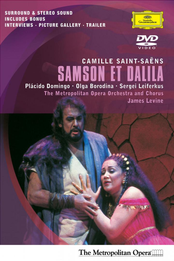 Saint-Saens: Samson et Dalila 0044007305991