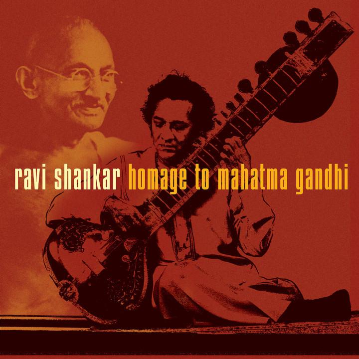 Hommage to Mahatma Gandhi 0028947495921