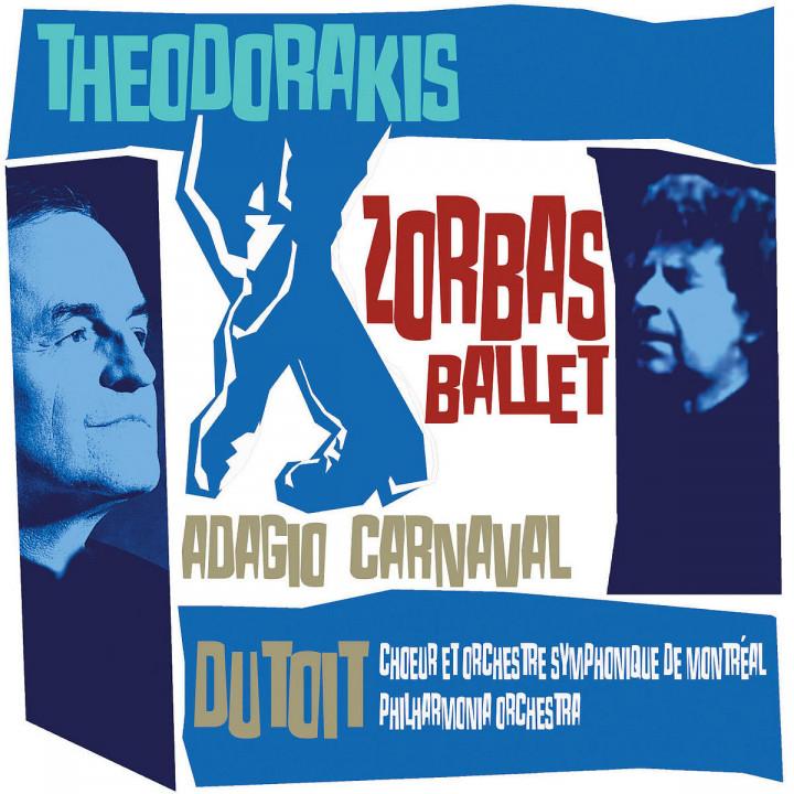 Theodorakis: Zorbas Ballet, etc. (LR) 0028947561309