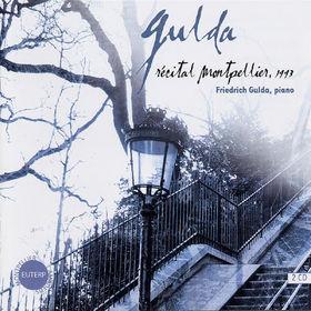 Claude Debussy, Gulda-Recital montpellier 1993, 00028947618942