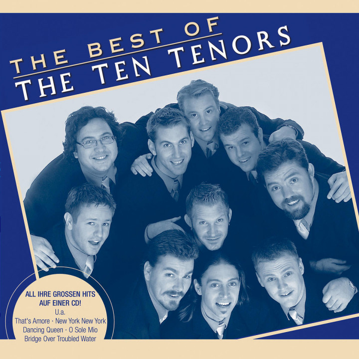 Best Of The Ten Tenors 0028947623296