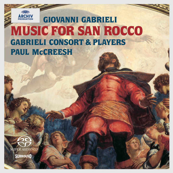 Music for San Rocco 0028947708621