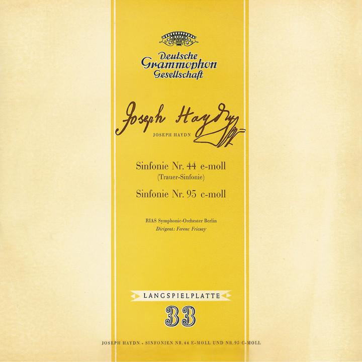 Haydn, J.: Symphonies Nos.44, 95 & 98 0028947498120