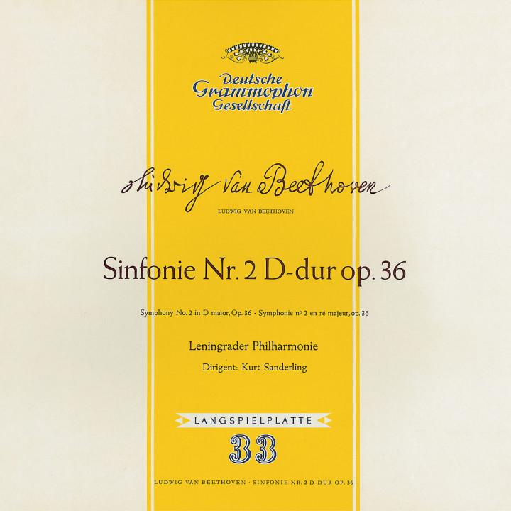 Beethoven: Symphony No.2; Piano Concerto No.3 0028947498326