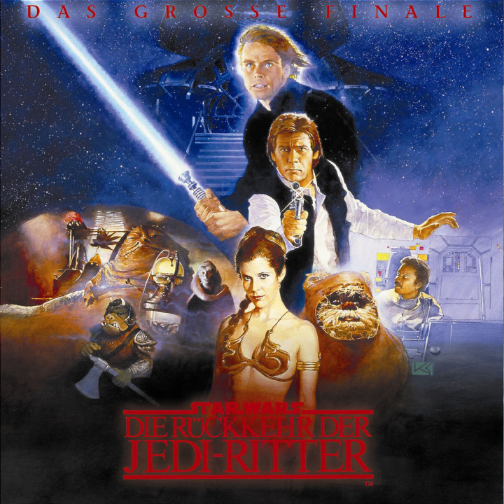 Star Wars: Die Rückkehr der Jedi-Ritter 0602498205907