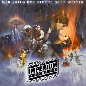 Star Wars, Episode V: Das Imperium schlägt zurück, 00602498205921