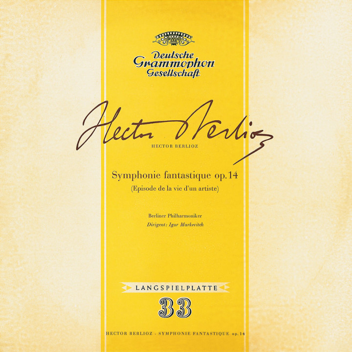 Berlioz: Symphonie Fantastique / Bizet: Jeux d'Enfants 0028947498728