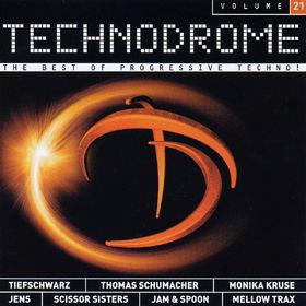 Technodrome, Technodrome Vol.21, 00602498224731