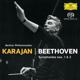 Ludwig van Beethoven, Sinfonien Nr. 1 & 2, 00028947460121