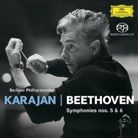 Ludwig van Beethoven, Sinfonien Nr. 5 & 6, 00028947460329