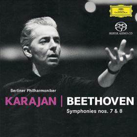 Ludwig van Beethoven, Sinfonien Nr. 7 & 8, 00028947460428