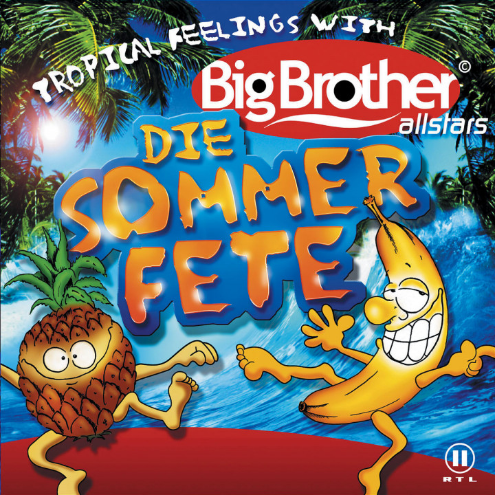 Big Brother Allstars - Die Sommerfete 0602498674978