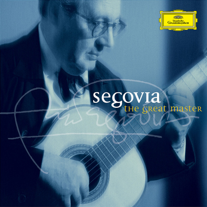 Segovia - The Great Master 0028947496128