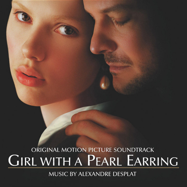 Girl With A Pearl Earring - original motion picture soundtrack 0028947553722