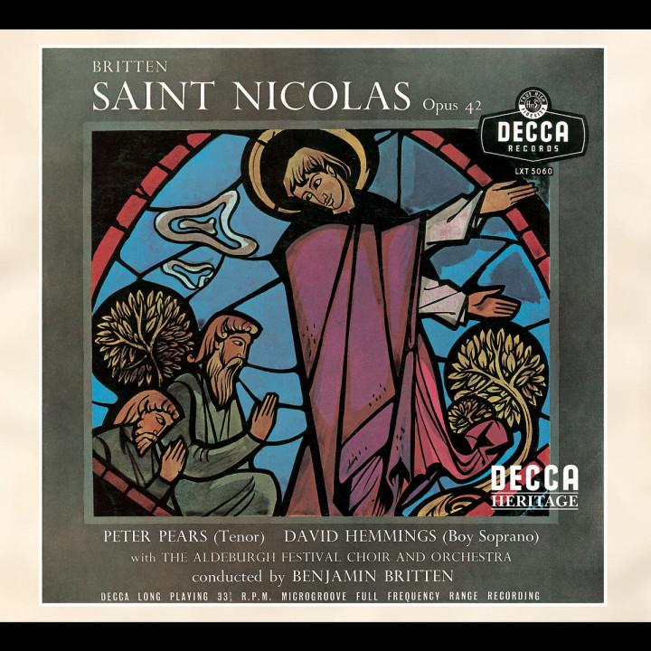 Saint Nicolas op.42 0028947561561