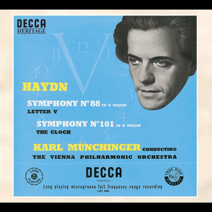 Haydn: Symphonies Nos.88 & 101 0028947561608