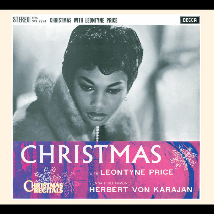 Christmas With Leontyne Price 0028947561527