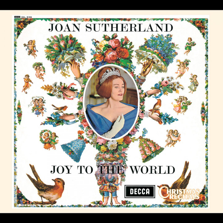 Joan Sutherland: Joy to the World 0028947561538