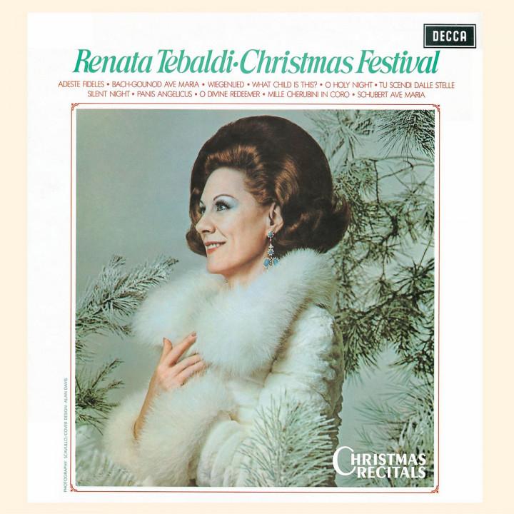 Renata Tebaldi: Christmas Festival