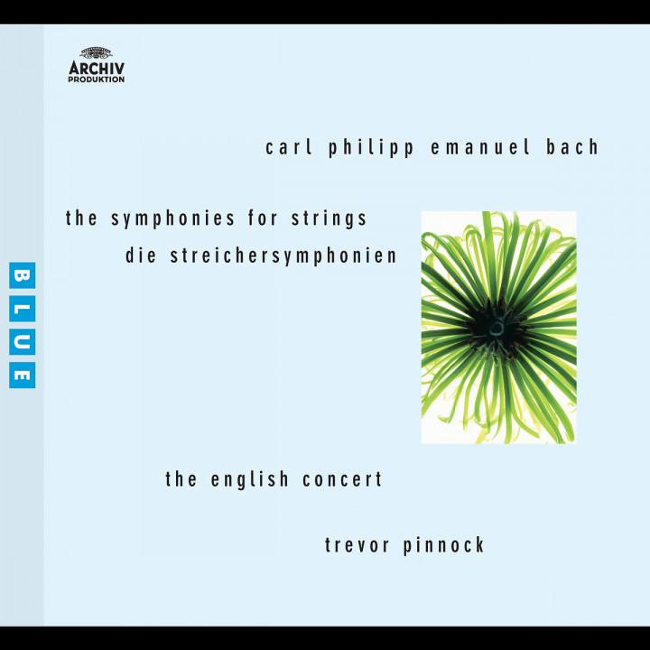 Bach, C.P. E. Symphonies for Strings 0028947750008