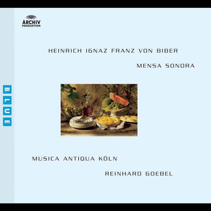 Biber: Mensa Sonora 0028947750019