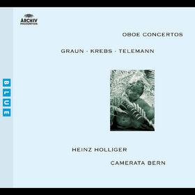 Georg Philipp Telemann, Oboenkonzerte, 00028947750024