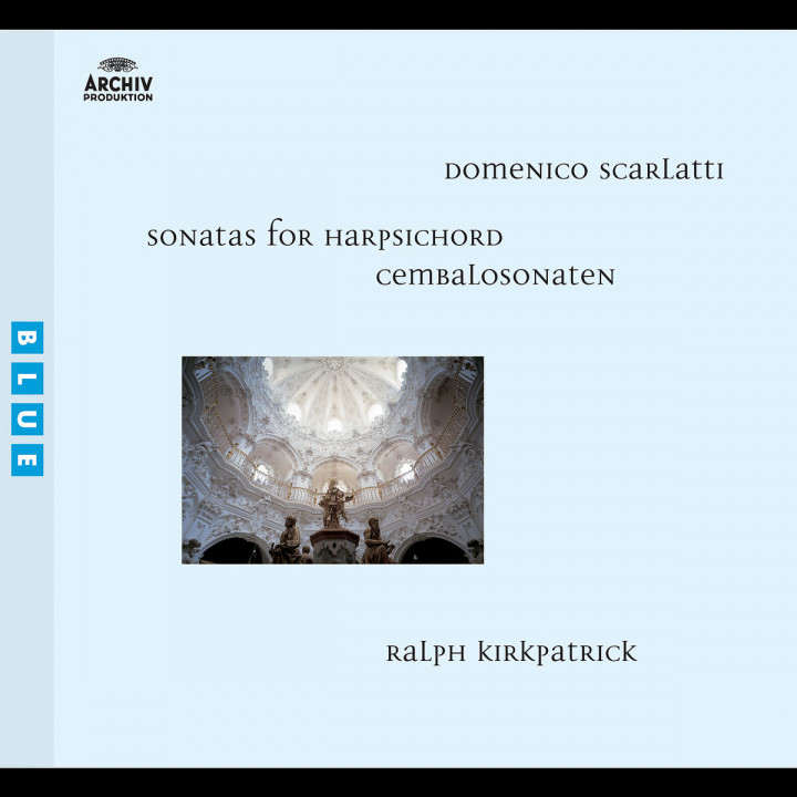 Scarlatti, D.: Sonatas for Harpsichord 0028947750031