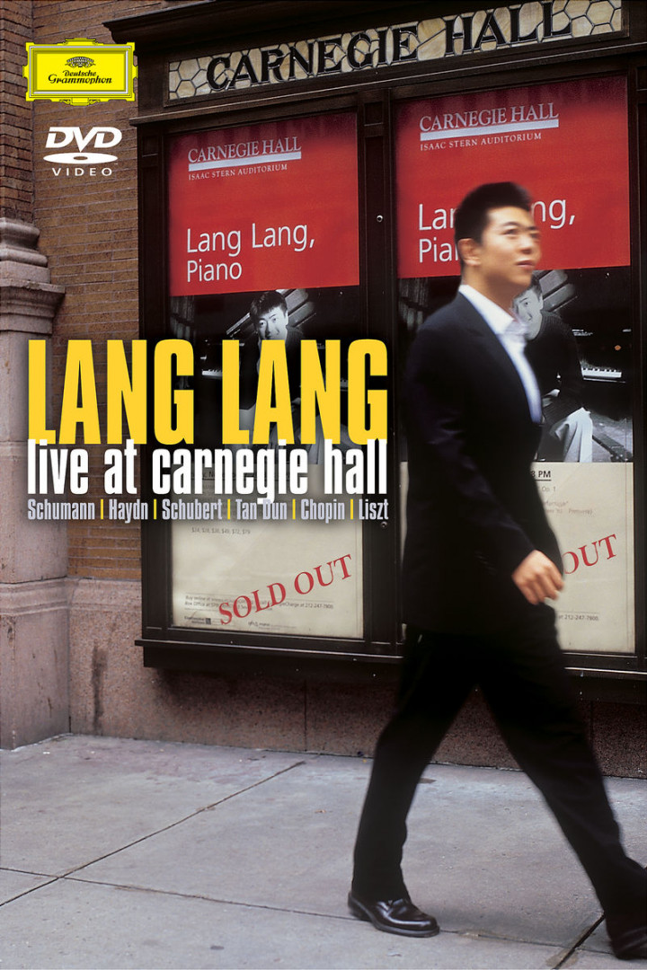 Lang Lang - Live at Carnegie Hall 0044007309892