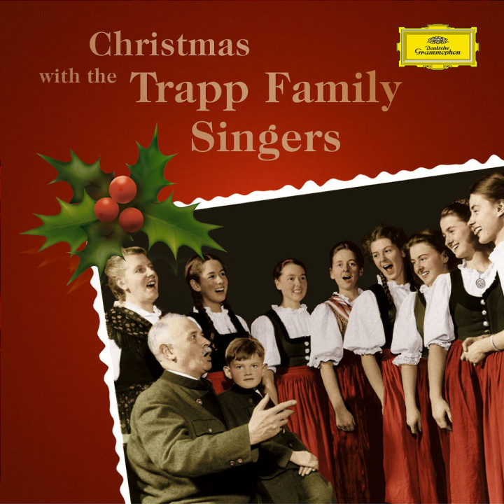Christmas with the Trapp Familiy 0028947455527
