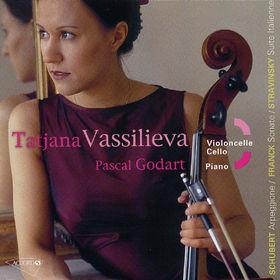 Schubert - Franck - Stravinsky (Viloncelle/Piano), 00028947612797