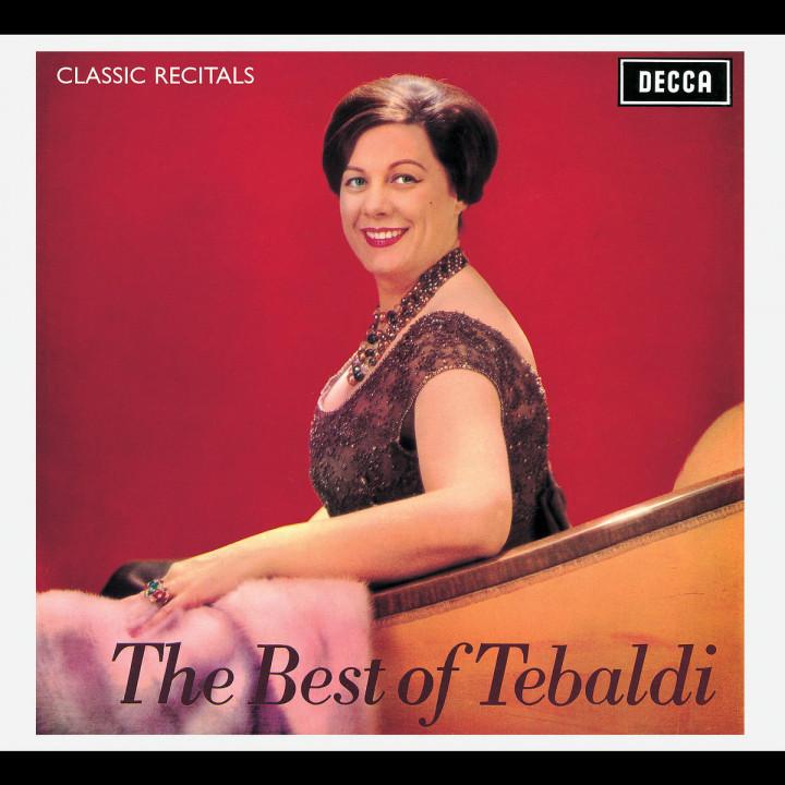 The Best Of Tebaldi 0028947539722
