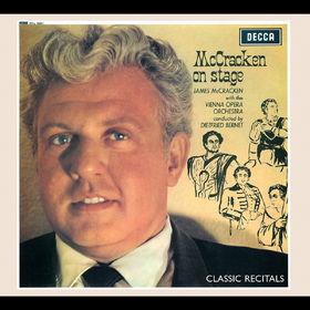 Richard Wagner, James McCracken - Operatic Recital, 00028947562337