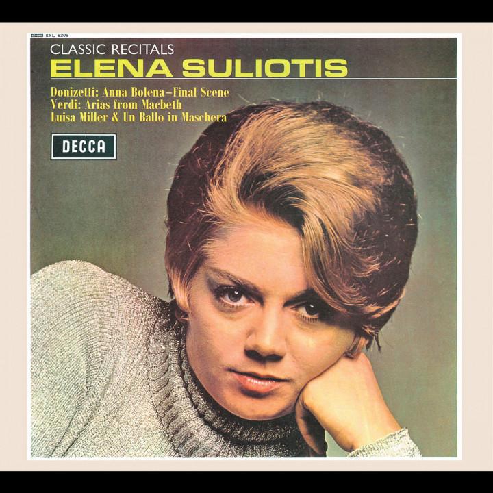 Elena Suliotis - Operatic Recital 0028947562355