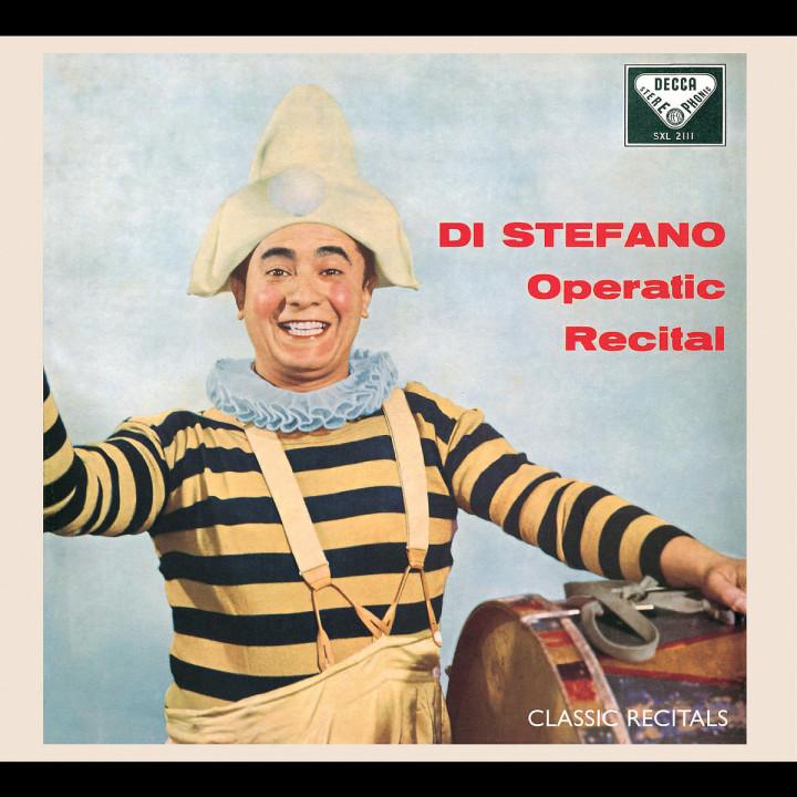 Giuseppe di Stefano - Operatic Recital 0028947562366