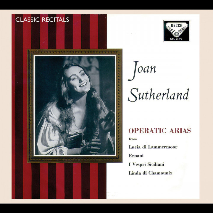 Joan Sutherland - Operatic Recital 0028947562377