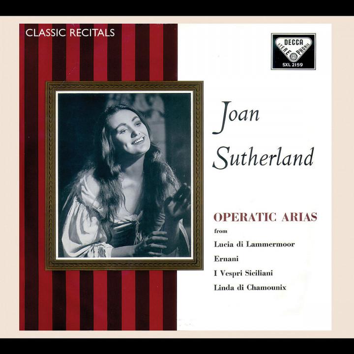 Joan Sutherland - Operatic Recital 0028947562377