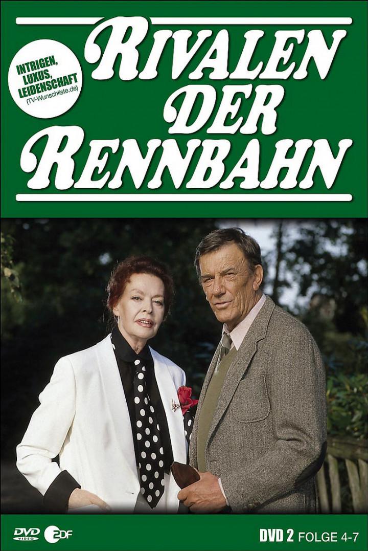 Rivalen Der Rennbahn, Dvd 2: Rivalen Der Rennbahn 4032989600355