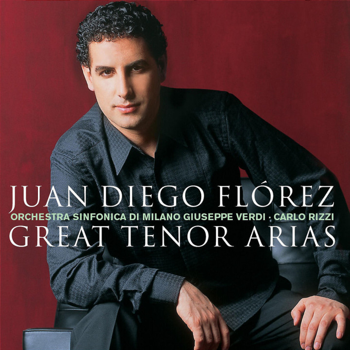 Juan Diego Florez - Great Tenor Arias 0028947555023