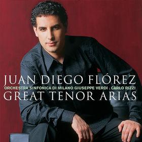 Gaetano Donizetti, Juan Diego Florez - Great Tenor Arias, 00028947555025