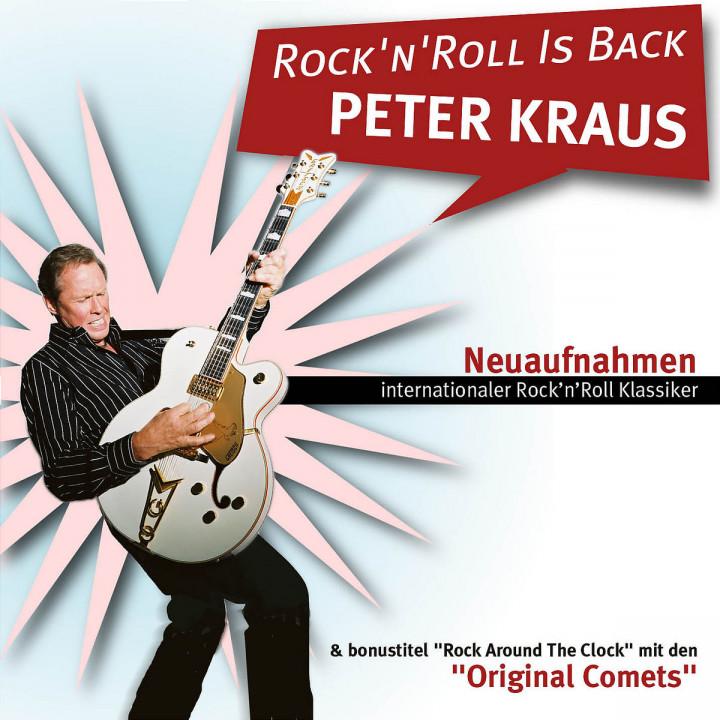 Rock'n'Roll Is Back 0602498677993