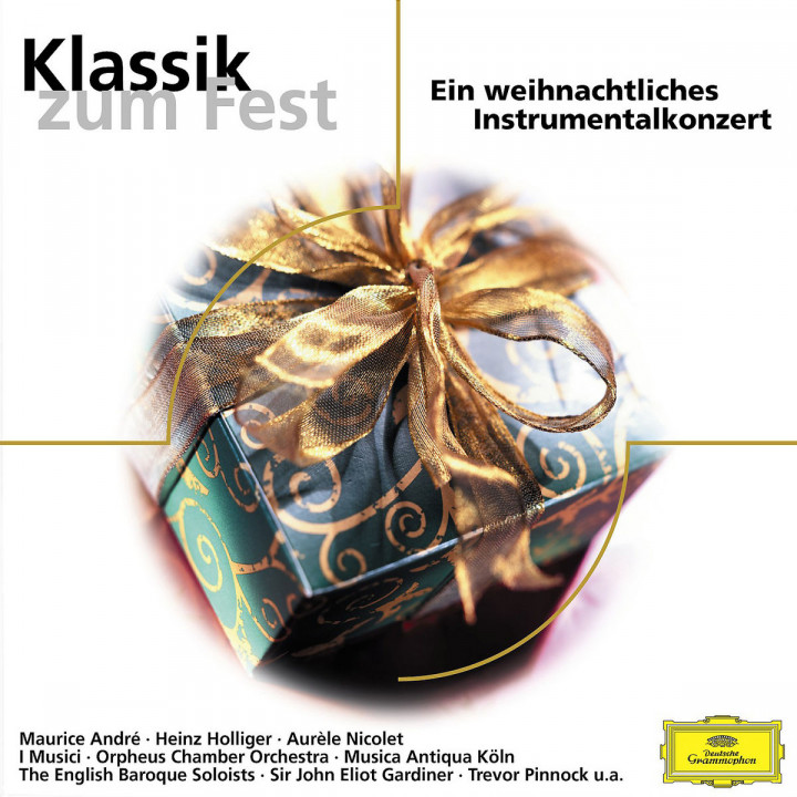 Elo Weihnachten 2004: Klassik zum Fest 0028947611936