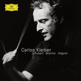 Carlos Kleiber, Carlos Kleiber - Schubert . Brahms . Wagner, 00028947753247